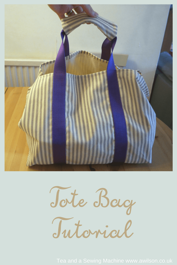 tote bag instructions