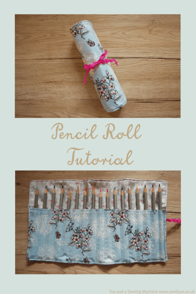 pencil roll tutorial