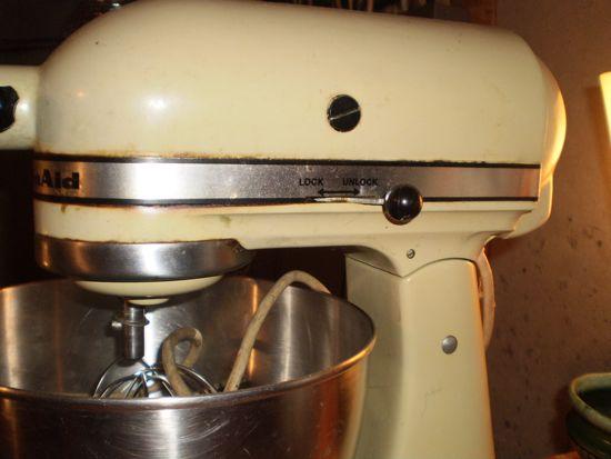 The Allee Willis Museum Of Kitsch Vintage KitchenAid Mixer