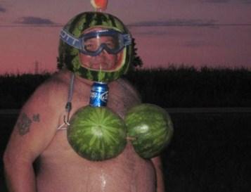 watermelon pecs