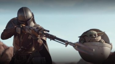 Cuteness Levels Over 9,000 with New 'The Mandalorian' Character | Animation World Network