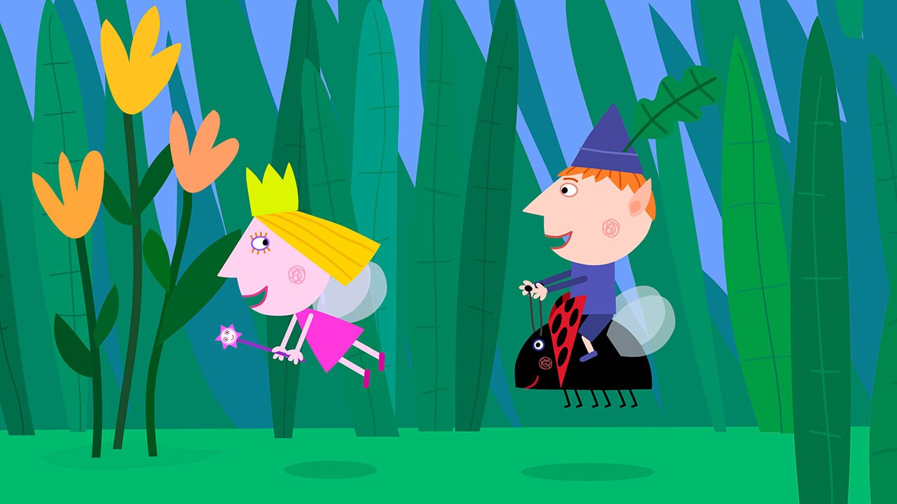 Eone Launches Ben Holly S Little Kingdom In China Animation World Network