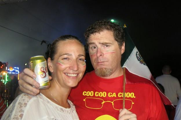 Jason and Deidre - Awol Americans