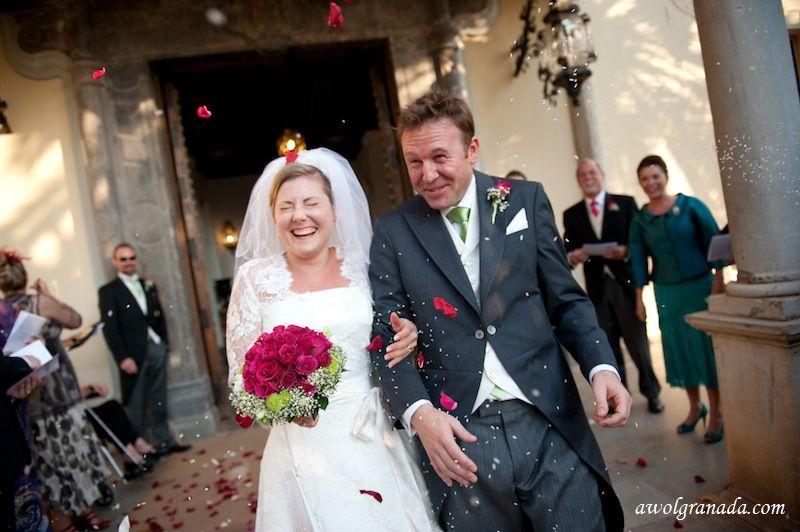 Spanish Wedding Customs Amp Traditions AWOL Granada