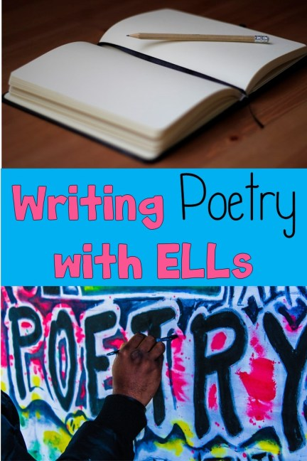Writing Poetry with ELLs