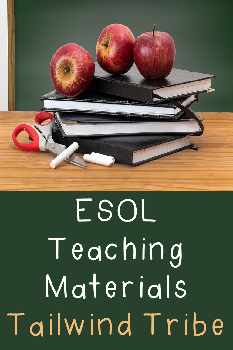 ESOL Teaching Materials Tailwind Tribe