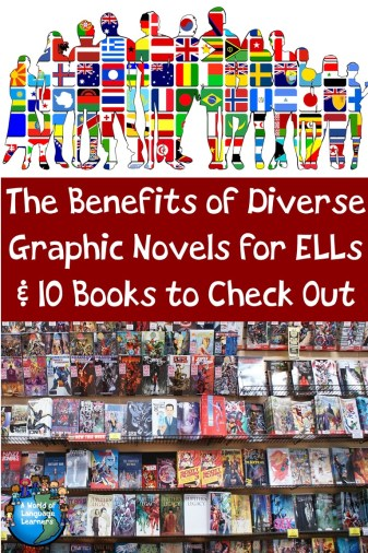 Diverse Graphic Novels