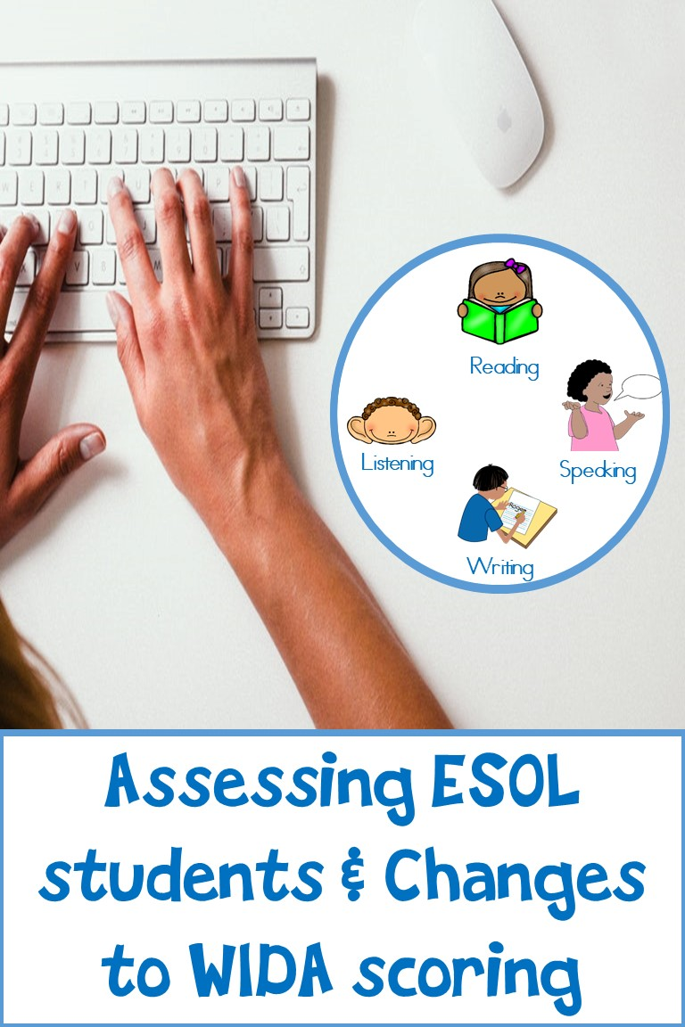Assessing ESOL Students & Changes to WIDA Scoring