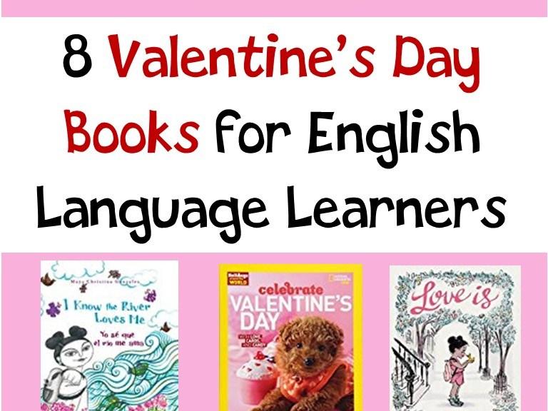 valentine books for ELLs