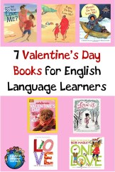 7 Valentine's Day Books for ELLs