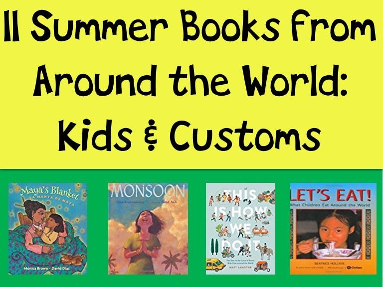 summer books from around the world
