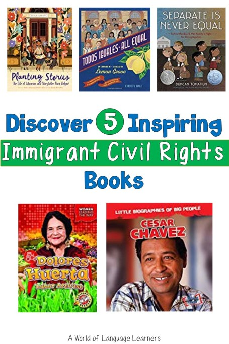 Immigrant civil rights books