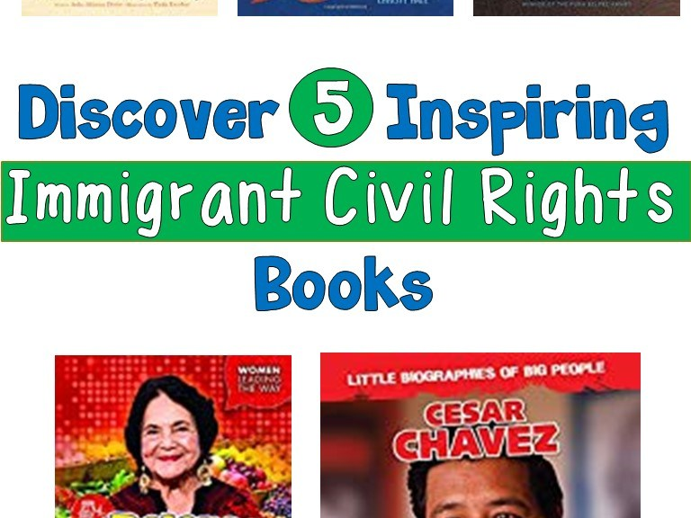Immigrant civil rights books