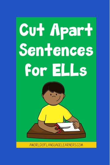 cut apart sentences