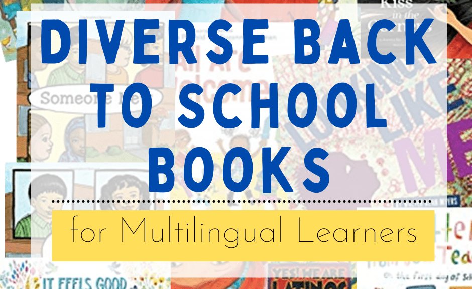 diverse back to school books