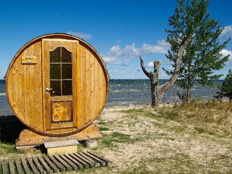 best barel sauna