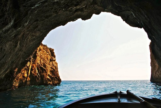 Grotto Mediterranean sea - Why You Should Definitely Visit Malta in Winter - A World to Travel