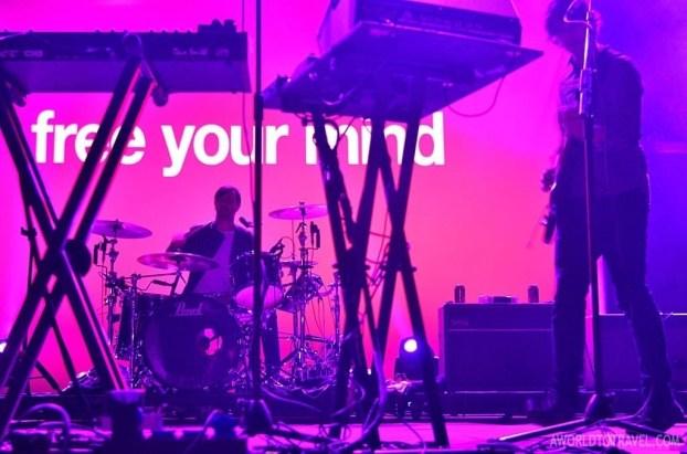 Cut Copy - Main stage - Paredes de Coura Festival 2014
