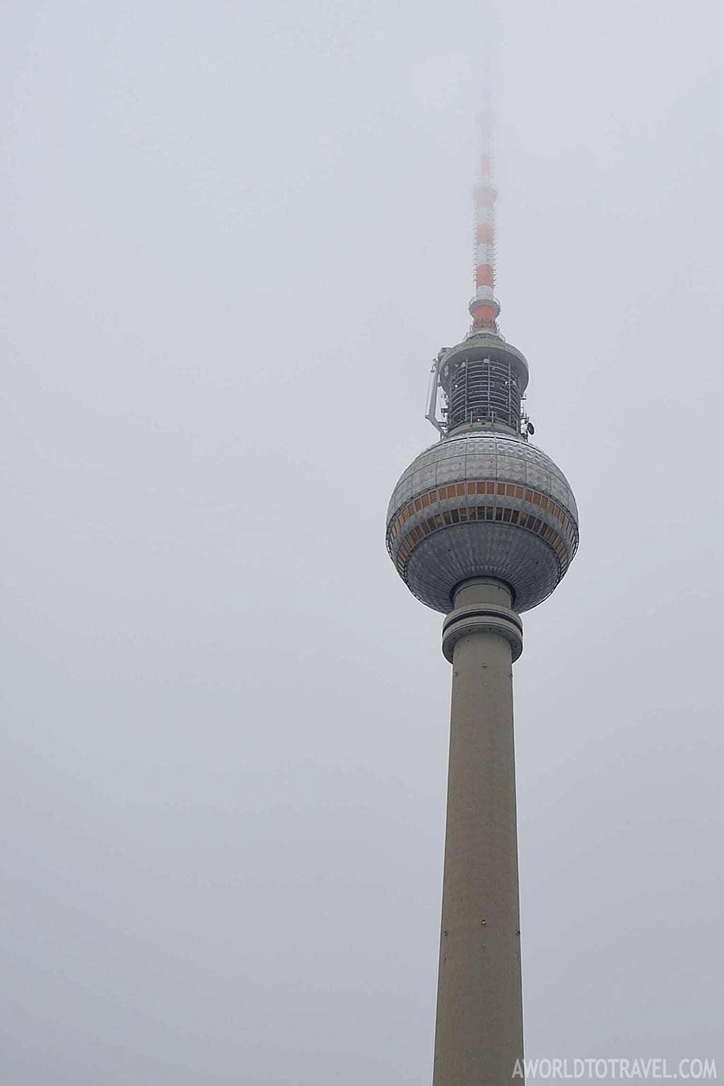 Fernsehturm Fernsehturm Berlin Downtown