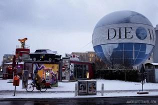 Berlin downtown