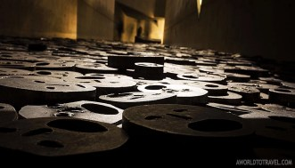 Art installation at the Jewish Museum