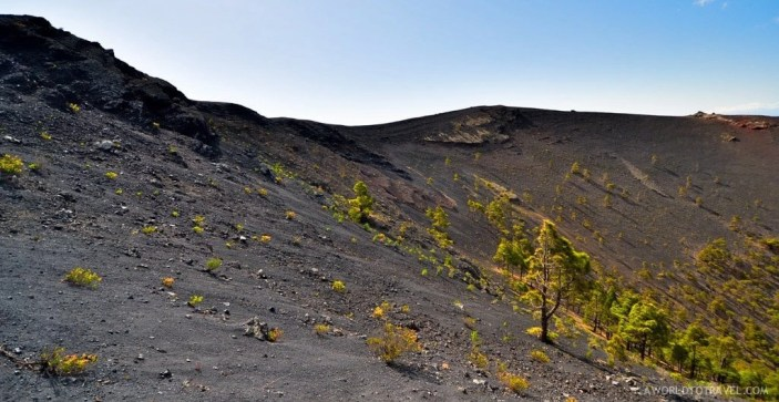 S. Antonio volcano, La Palma.