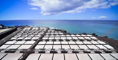 Fuencaliente salt mines, La Palma
