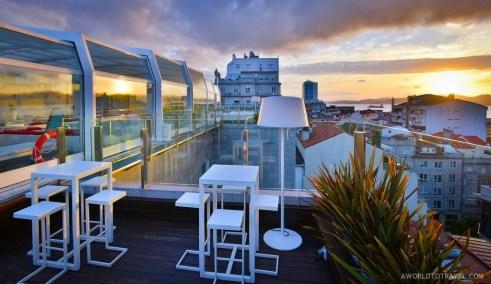 Gran Hotel Nagari Vigo - Explore Rias Baixas Galicia - Aworldtotravel.com -34