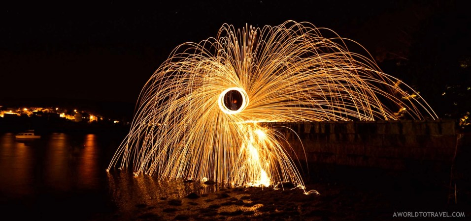 Steel wool phography tutorial - A World to Travel-12