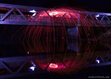 Steel wool phography tutorial - A World to Travel-15