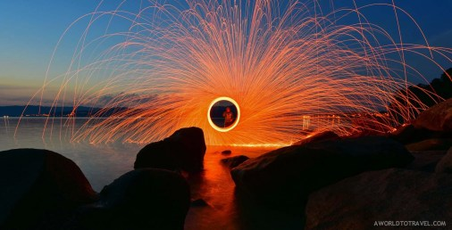 Steel wool phography tutorial - A World to Travel-19