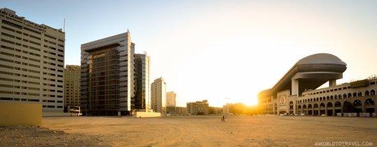 Experiencing Dubai - A World to Travel-1
