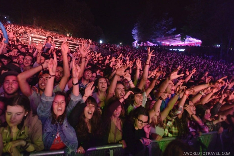 Vodafone Paredes de Coura 2015 music festival - A World to Travel-70