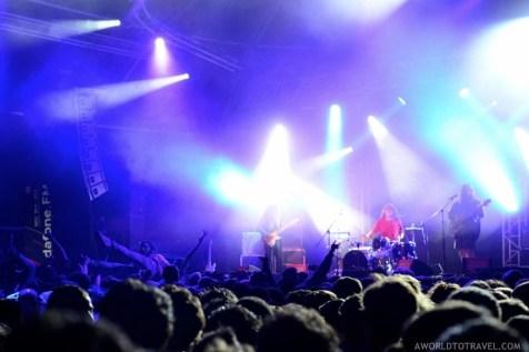 Vodafone Paredes de Coura 2015 music festival - Fuzz - A World to Travel-113