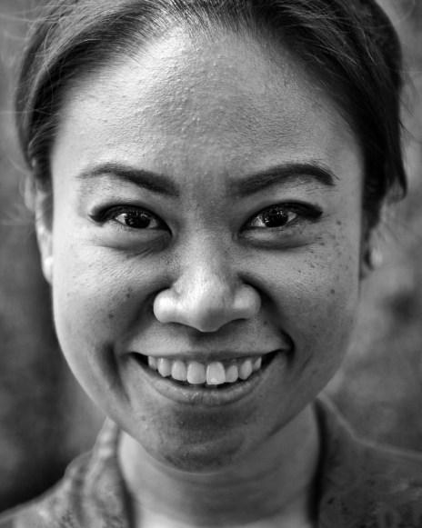 Say hi to Hanny Kusumawati @beradadisin. In Bali island, Indonesia.