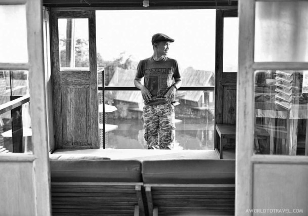 Humans of Indonesia - Black & White Portraits - A World to Travel-3