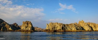 Only a few islands in Komodo National Park are populated.