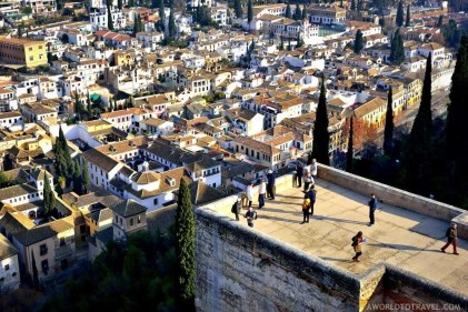 Andalucia Road Trip Itinerary and Tips - A World to Travel-172