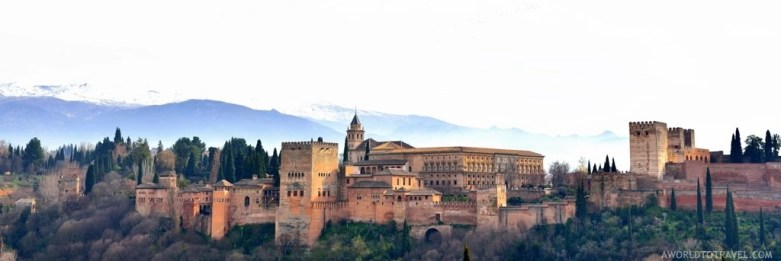 Andalucia Road Trip Itinerary and Tips - A World to Travel-192