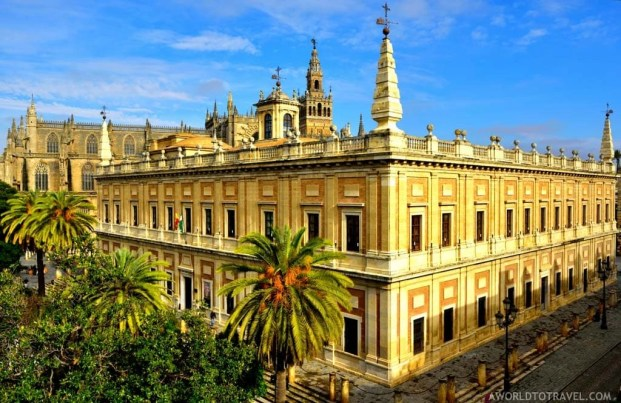 Andalucia Road Trip Itinerary and Tips - A World to Travel-91