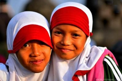 Borobudur Temple - Java Island - Indonesia - A World to Travel-10