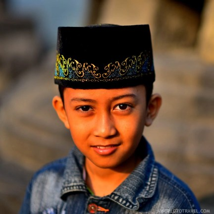 Borobudur Temple - Java Island - Indonesia - A World to Travel-11