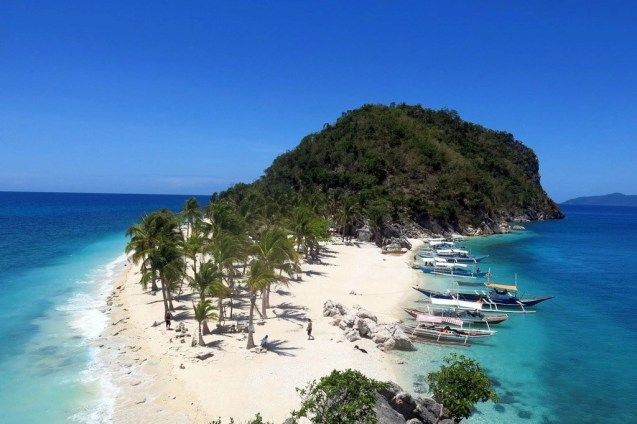Islas Gigantes Filipinas - Como viajar indefinidamente - Entrevista a Claudia Rodriguez Solo Ida - A World to Travel