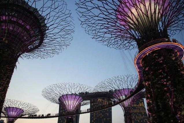 Singapur - Como viajar indefinidamente - Entrevista a Claudia Rodriguez Solo Ida - A World to Travel
