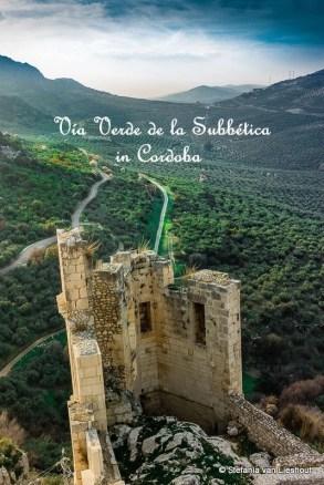 Via Verde las Subbeticas - Interview with Stefania van Lieshout - A World to Travel