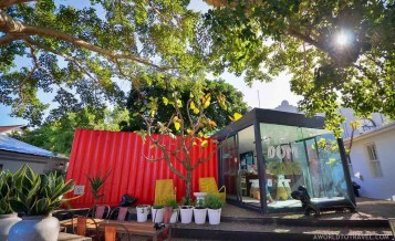 Freedom cafe - Durban - South Africa - A World to Travel