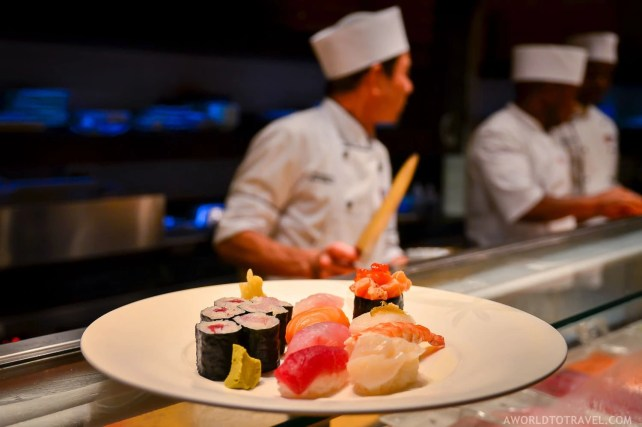 Nobu japanese food restaurant - Cape Town - South Africa - A World to Travel (3)