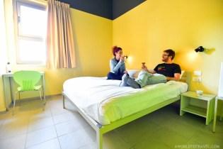 Abraham Hostel Tel Aviv - A World to Travel-15