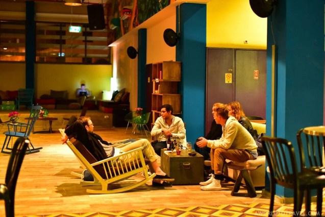 Abraham Hostel Tel Aviv - A World to Travel-39