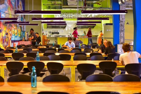 Abraham Hostel Tel Aviv - A World to Travel-45